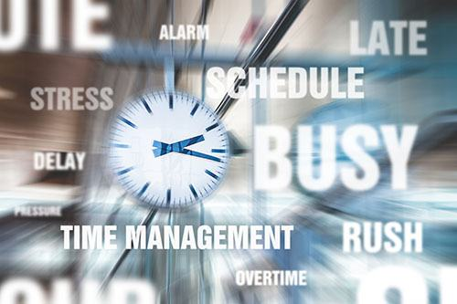 Time Management and Stress